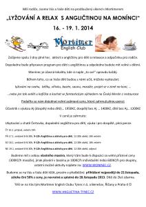 Monínec A4 info 16.-19.1.2014